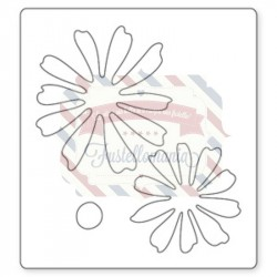 Fustella Sizzix Bigz Flower layers 2