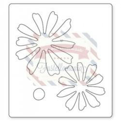 Fustella Sizzix Bigz Flower layers 2