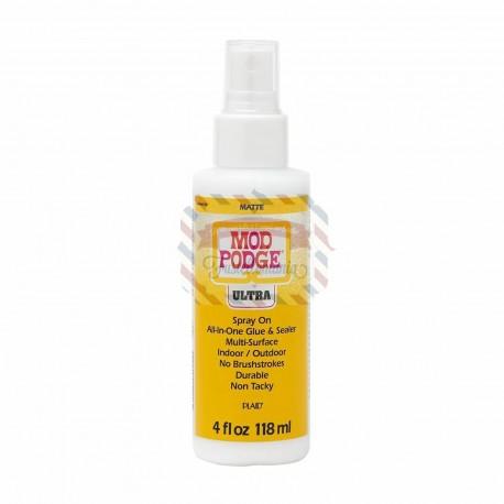 Mod podge Spray Ultra Matte 118ml