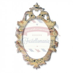 Fustella Sizzix Originals Frame Ornate 2