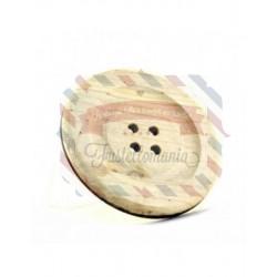Bottone in legno 24 cm Sbottonati