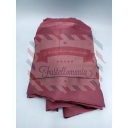 Tessuto NonVedo colore rosa antico 35x100 cm
