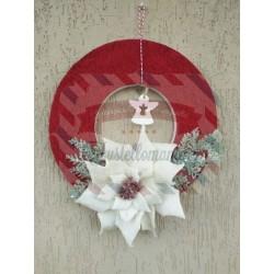 Fustellati kit Ghirlanda con stella di Natale