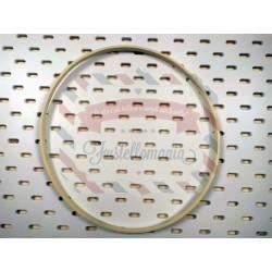 Cerchio in legno ideale per base creazioni e fuoriporta misura a scelta
