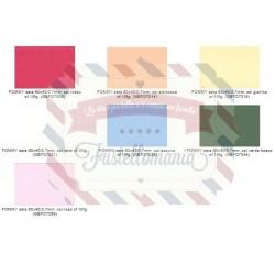 Fommy seta Renkalik foglio 60x40 cm spessore 0,7 mm colore selezionabile