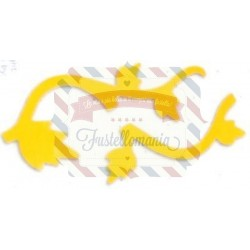Fustella Sizzix Originals Yellow Edera