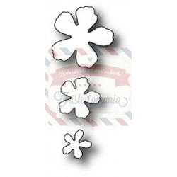 Fustella metallica Memory Box Fancy Blossoms