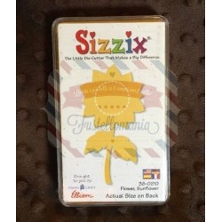 Fustella Sizzix Originals Yellow Fiore