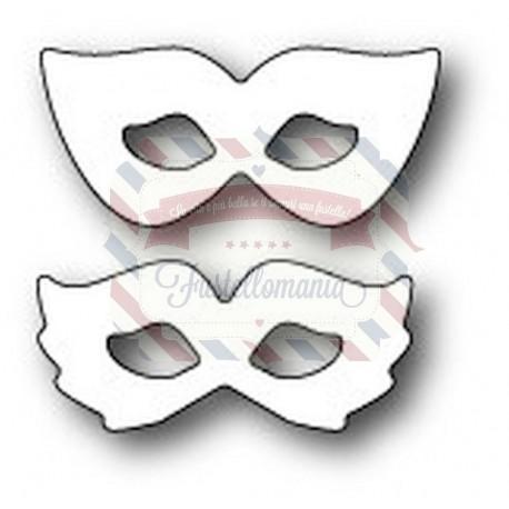 Fustella metallica PoppyStamps Masquerade Masks