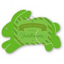 Fustella Sizzix Originals Green Coniglietto