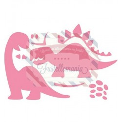 Fustella metallica Marianne Design Collectables Eline's Dino's