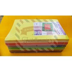 Fommy adesivo Darice 2 mm in fogli 40 pezzi colori assortiti