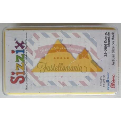 Fustella Sizzix Originals Yellow Montagne