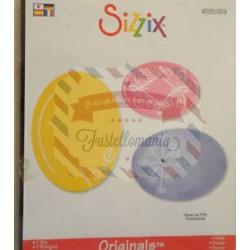 Fustella Sizzix Originals Ovali