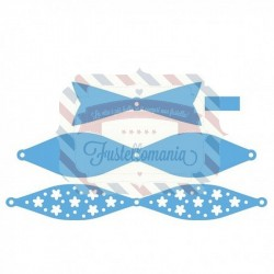 Fustella metallica Marianne Design Creatables Bow medium