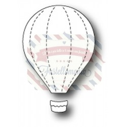 Fustella metallica Memory Box Little Hot Air Balloon