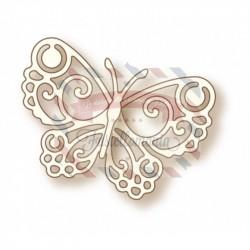 Fustella metallica Peacock Butterfly