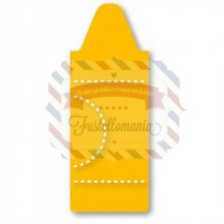 Fustella Sizzix Originals Yellow Gessetto