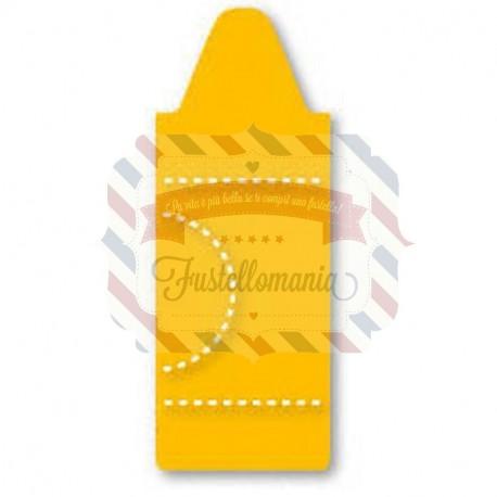 Fustella Sizzix Originals Yellow Gessetto