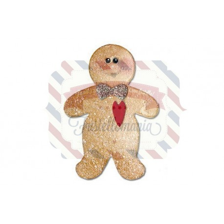 Fustella Sizzix Originals Gingerbread 3