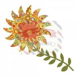 Fustella Sizzix PRO Picadilly Sunflower Girasole