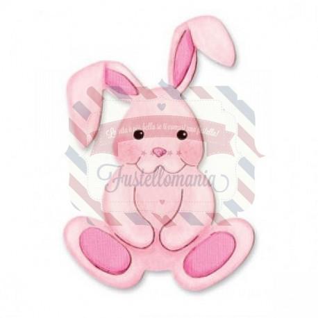 Fustella Sizzix Originals Coniglietto