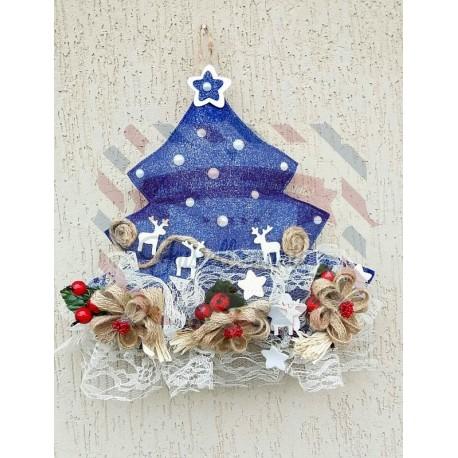 Fustella PRO Albero di Natale e Stella
