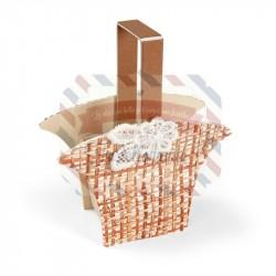 Fustella Sizzix Bigz Basket 3D