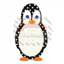 Fustella Sizzix Bigz Pinguino
