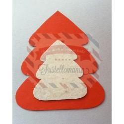 Fustella XXL Albero di Natale