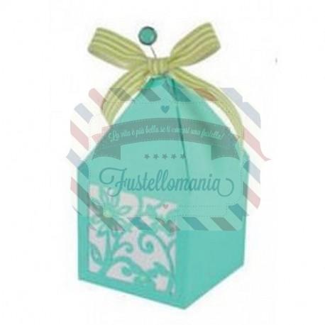 Fustella Sizzix Thinlits Pretty Petal Box