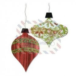 Fustella Sizzix Bigz Ornaments 3