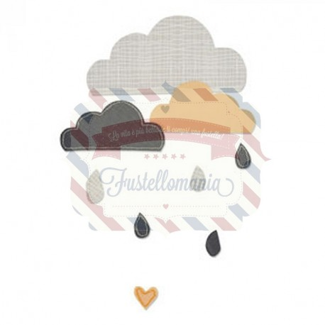 Fustella Sizzix Bigz Cloud days