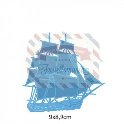 Fustella metallica Marianne Design Creatables Tiny's tall ship
