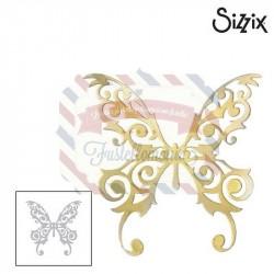 Fustella Sizzix Thinlits Farfalla Magica