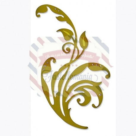 Fustella Sizzix Thinlits Elemento fantasioso