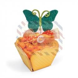 Fustella Sizzix Bigz Candy Cup