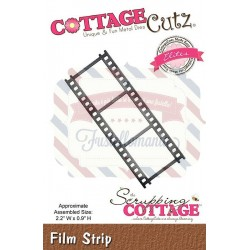 Fustella metallica Cottage Cutz Film Strip