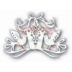 Fustella metallica Tutti Designs Tweet Home