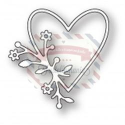 Fustella metallica Memory Box Pembroke Heart