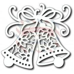 Fustella metallica Tutti Designs Ringing Bells