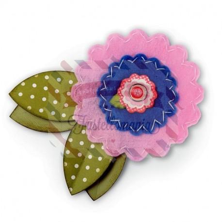 Fustella Sizzix Bigz L Flower Big