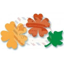 Fustella metallica Flowers 2