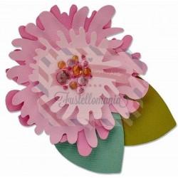 Fustella Sizzix Bigz Ava Flower