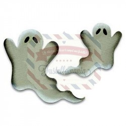 Fustella Sizzix Originals Ghosts 2