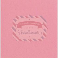Fommy Darice 2 mm 10 fogli colore Rosa formato A3