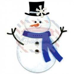 Fustella Sizzix Originals Snowman 2