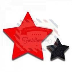 Fustella Sizzix Framelits Tiny Stars