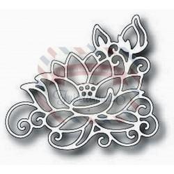 Fustella metallica Tutti Designs Lotus Blossom