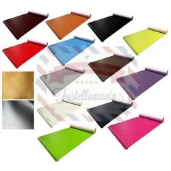 Pelle sintetica - similpelle formato A4 colore a scelta